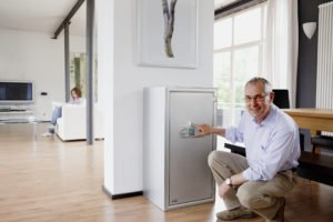More and more people want a safe. Manufacturer Burg-Wächter records a clear two-place increase in demand