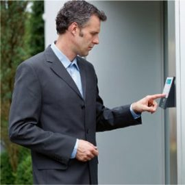 Keyless Home: smart, simple, secure