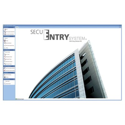 secuENTRY pro 7082 System+ Software